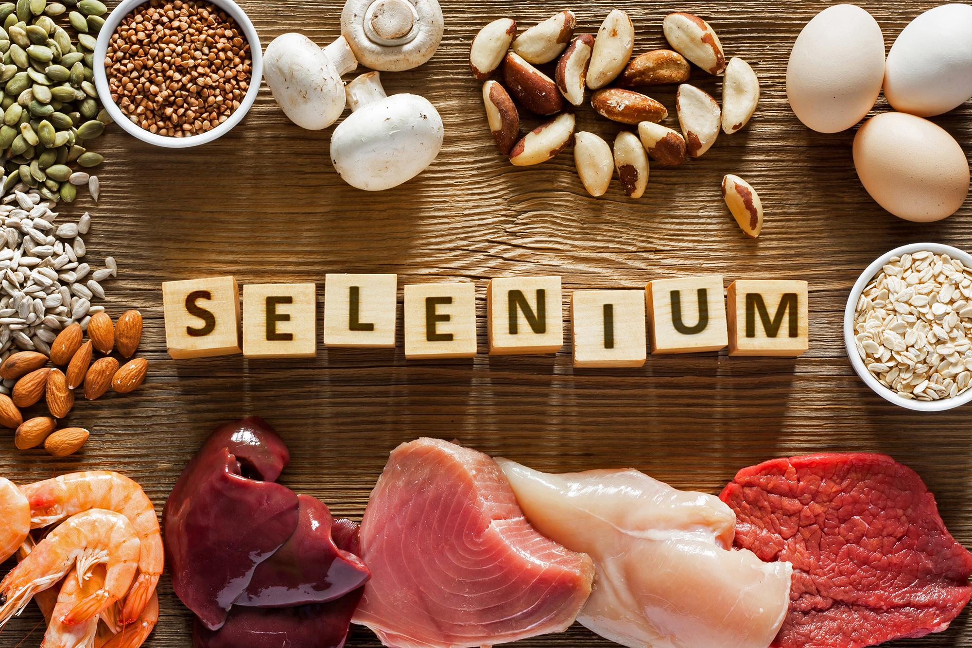 Selenium Coronavirus